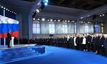 Vladimir Putin vrea să conducă Rusia pentru totdeauna